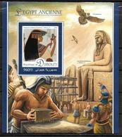 DJIBOUTI BF 98 * *  ( Cote 20e ) Egyptologie - Egyptology