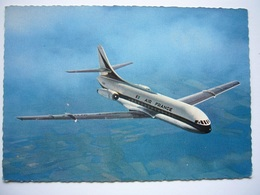 Avion / Airplane  / AIR FRANCE / Caravelle - 1946-....: Era Moderna