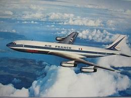 Avion / Airplane  / AIR FRANCE / Boeing B 707 - 1946-....: Era Moderna
