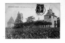 ROMANECHE-THORINS - Vignoble Du Chateau PORTIER (Clos Portier Au Moulin -à-vent) - Autres Communes