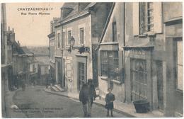 CHATEAURENAULT - Rue Pierre Moreau - Andere Gemeenten