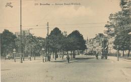 BRUXELLES / BRUSSEL /  AVENUE BRAND WITHLOCK - Lanen, Boulevards