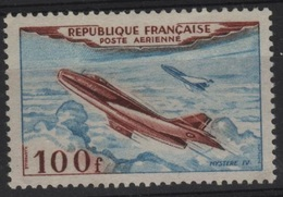 FR PA 15 - FRANCE PA 30 Neuf* Mystère IV - Airmail