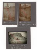 RP - LOT 3 Photos - Frankreich Auchy ? -   WWI WWI  - Photo Allemande    1914-1918 - Guerra 1914-18