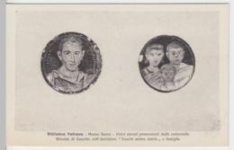 (8661) AK Rom, Roma, Vatikanische Bibliothek, Bemaltes Glas, Vor 1945 - Vatikanstadt