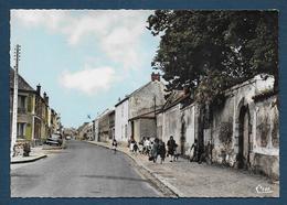 LEUVILLE SUR ORGE - Rue Jules Ferry - Format Cpm - Autres Communes