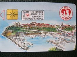 Telecarte De Monaco - Monaco