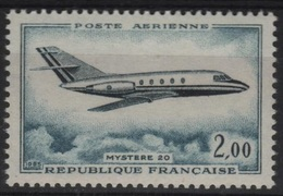 FR PA 22 - FRANCE PA 42 Neuf** Mystère 20 - Poste Aérienne