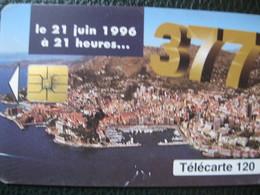 Télécarte De Monaco - Monaco