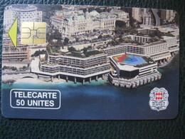 """Télécarte De Monaco """"2eme Choix"""" - Monaco"""