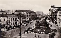 WARSZAWA : KRAKOWSKIE PRZEDMIEŚCIE - CARTE VRAIE PHOTO / REAL PHOTO POSTCARD : PHOTO LYKIDES ~ 1930 - '932 (ae307) - Polonia