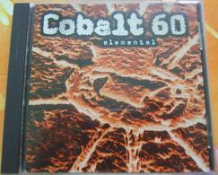CD HARDCORE - COBALT 60 - ELEMENTAL - Hard Rock & Metal