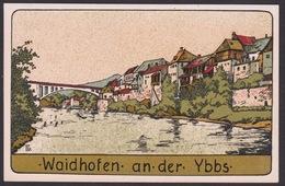 AK / Waidhofen An Der Ybbs / Künstlerkarte / Bund Der Deutschen In Niederösterreich   ...  ( F 43  ) - Neuburg