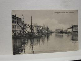 CHIOGGIA   -- VENEZIA  --  CANALE   SAN DOMENICO - Chioggia
