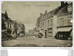 59 LILLE. Rue Pierre Legrand (carte Abîmée)... - Lille