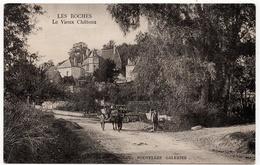 Bourré : Les Roches, Le Vieux Château (Nom D'éditeur Illisible, Nouvelles Galeries) - Autres Communes