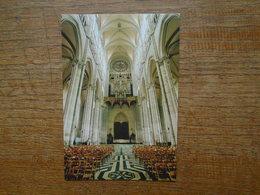 Amiens , La Cathedrale , Les Grandes Orgues , La Rose , La Nef Et Le Labyrinthe - Amiens