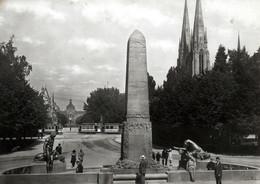 Strasbourg - Monument Pasteur, Tramway - Edition Félix LUIB - Carte CPSM N° 757 Non Circulée - Strasbourg