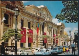 °°° 19226 - VENEZUELA - CARACAS - PLAZA BOLIVAR - CONCEJO MUNICIPAL - 1971 °°° - Venezuela
