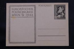 """ALLEMAGNE - Entier Postal """" Wien 1942 """", Non Circulé - L 56024 - Ganzsachen"""