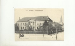 56/CPA - Pontivy - Le Palais De Justice - Pontivy