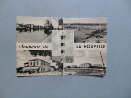LA NOUVELLE  -  11  -  Multivues  -  Aude - Port La Nouvelle