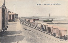 HEIST / ZEEDIJK EN CABINES 1902 - Heist
