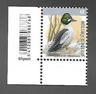 Belg. 2020 - Garrot à Oeil D'or ** (timbre Pour Accusé De Réception) - Belgique