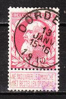 74  Grosse Barbe - Bonne Valeur - Oblit. Centrale OORDEGEM - LOOK!!!! - 1905 Thick Beard