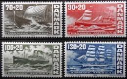 Denmark 1976     MiNr.611 - 14  MNH (**)  ( Lot  Ks 499 ) - Unused Stamps