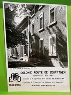 ARBED, Dudelange. Colonie Ouvriere Du Brill. Route De Zoufftgen - Dudelange