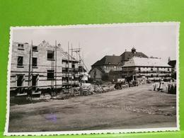 Carte Photo. ARBED, Dudelange. Construction Cité Minière. Années 20 - Dudelange