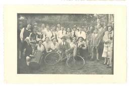 Photo Italie , Alessandria, Groupes Folkloriques De Gênes, Turin, Arles, Padoue ( Arlésiennes, Tambourinaire ) - Lieux