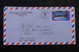 NOUVELLE CALÉDONIE - Aérogramme De Nouméa Pour Toulouse En 1991 - L 56038 - Aerogrammen