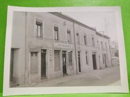 Photo Original, Café L. Heynen-Betz. Dudelange. 12x9 - Dudelange