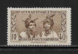 MARTINIQUE  ( AFMARTI - 50 )   1933  N° YVERT ET TELLIER N° 142  N** - Neufs