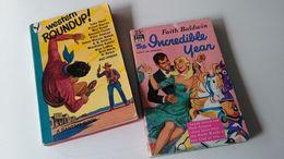 THE INCREDIBLE YEAR & WESTERN ROUNDUP... - Libros Antiguos Y De Colección