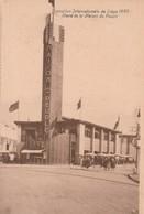 LIEGE EXPO 1930 Stand De La Maison Du Peuple - Luik