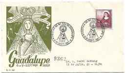 ESPAÑA, 1957 - 1951-60 Briefe U. Dokumente