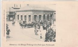 HERSTAL LI HUNG TCHANG A LA FABRIQUE NATIONALE - Herstal
