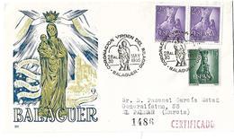 ESPAÑA, 1955 - 1951-60 Briefe U. Dokumente