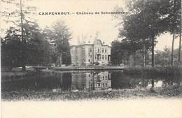 Campenhout NA11: Château De Schoonhoven - Kampenhout