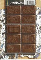 Le Chocolat 2009 - Blocs & Feuillets