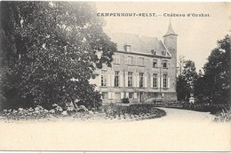 Campenhout NA12: Château D'Opstal - Kampenhout