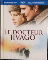 Le Docteur Jivago - Omar Sharif - Géraldine Chaplin - Édition Blu-Ray - Collector Prestige ( Livret + DVD ). - Classiques