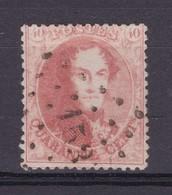 N° 16 B LP 153 GOSSELIES COURCELLES COBA +15.00 - 1863-1864 Medallones (13/16)