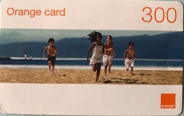 DOMINICAINE  -  Recharge ORANGE Card  -  300 - Dominicaine