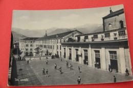 Torino Lanzo Torinese Campo Di Calcio Stadium Stade Dell' Istituto Salesiano 1959 - Italia