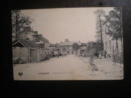 Avenue De La Gare - Auzances
