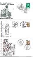 ESPAÑA - 1971-80 Briefe U. Dokumente
